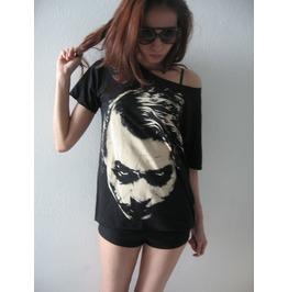 Joker Vintage Pop Rock Hand Cut T Shirt M