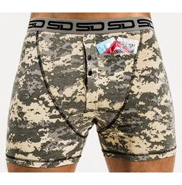Digi Cam Smuggling Duds Boxer Shorts