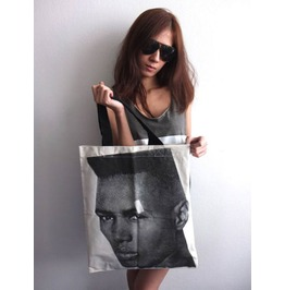Grace Jones 80's Wave Pop Punk Goth Rock Tote Bag