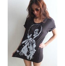 Pam Grier Funk Soul Sister 70's Black Film T Shirt M