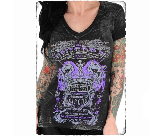 unicorn_bar_womens_v_neck_tee_t_shirts_3.jpg