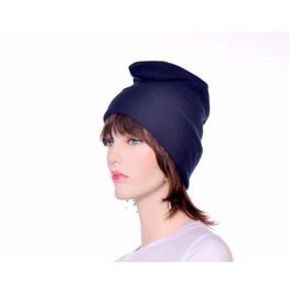 Phrygian Cap Navy Blue Pointed Liberty Cap Man Womans Hat