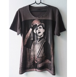 Marilyn Manson Pop Art Film Rock T Shirt M