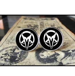 Mudvayne #1 *New* Logo Cuff Links Men, Weddings,Grooms, Groomsmen,Gifts,Dads,Graduations