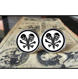 Mudvayne Crown/Horns *New* Logo Cuff Links Men, Weddings,Grooms, Groomsmen,Gifts,Dads,Graduations