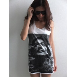 Salvador Dali Pop Art Fashion Tank Top