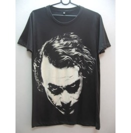 Joker Heath Ledger Tribute Vintage T Shirt M