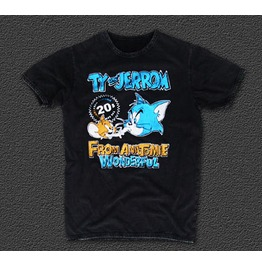 "Rolling Mouse ""Ty & Jerrom"" Limited Edition Tee M/L"