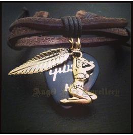 Pin Charm Bracelet