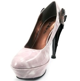 Hades Shoes Eiffel Ice Stiletto Platforms
