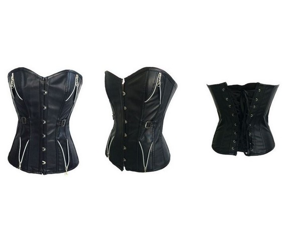 faux_leather_zipper_decor_bustier_corset_bustiers_and_corsets_4.JPG