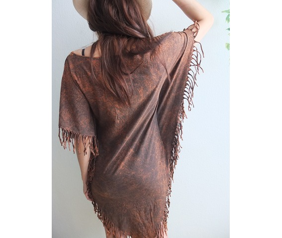 tiger_animal_new_wave_punk_hippie_batwing_tussle_fringes_stone_wash_poncho_dress_style_dresses_2.jpg