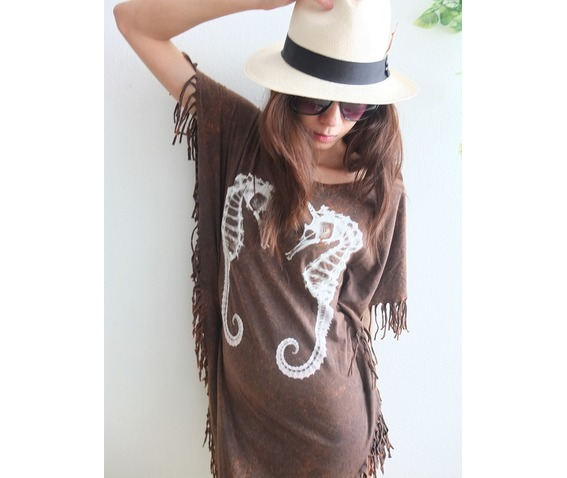 seahorse_animal_new_wave_punk_hippie_batwing_tussle_fringes_stone_wash_poncho_dress_style_dresses_3.jpg