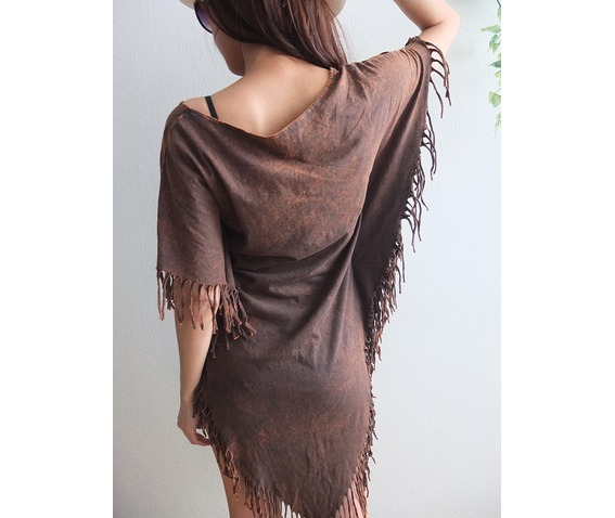 seahorse_animal_new_wave_punk_hippie_batwing_tussle_fringes_stone_wash_poncho_dress_style_dresses_2.jpg