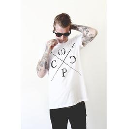 Mens Wolf Pack Clothing Company Logo Tshirt