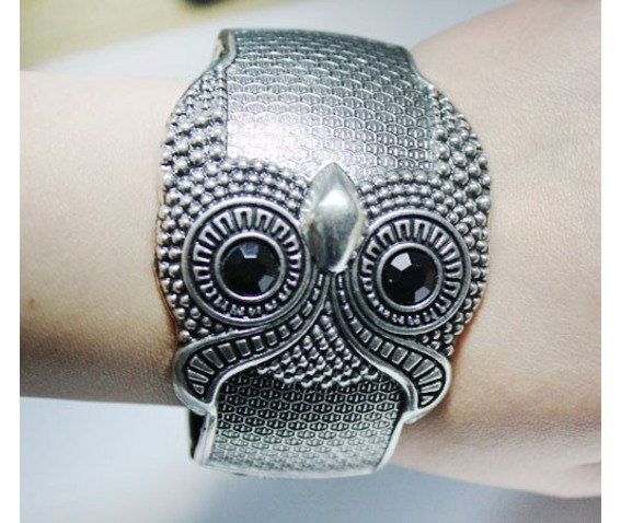 fashion_women_tibet_silver_bronze_carved_owl_bangle_open_cuff_bracelet_gift_antique_silver_bronze_color_bracelets_9.jpg