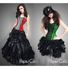 One Black Wedding Skirt 100 Options Wedding Goth Victorian Elegant Baroque
