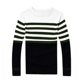 Fashion Round Collar Men Knit Sweater 1441c