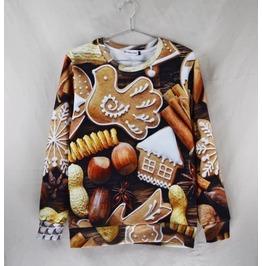 3 D Print Fashion Men Women Couple Sweatshirt 1448 4