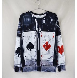 3 D Print Fashion Men Women Couple Sweatshirt 1448 18