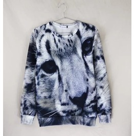 3 D Print Fashion Men Women Couple Sweatshirt 1448 26