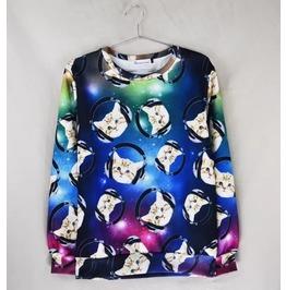 3 D Print Fashion Men Women Couple Sweatshirt 1448 28