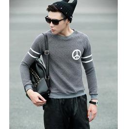 Geometric Style Men Fashion Sweatshirt 1449b