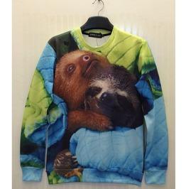 3 D Print Fashion Men Women Couple Sweatshirt 1450 2