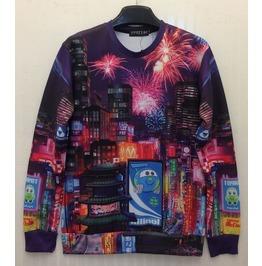 3 D Print Fashion Men Women Couple Sweatshirt 1450 8