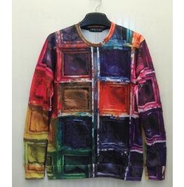 3 D Print Fashion Men Women Couple Sweatshirt 1450 20
