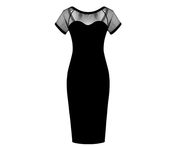 mesmerising_black_fish_net_glamous_pencil_shaped_dress_size_uk_14_scarves_3.jpg