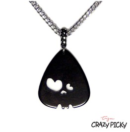 Crazy Picky Silver Chain Necklace Tym's Original Character