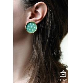 Polka Dots Earrings