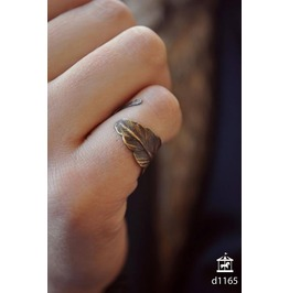 Little Feather Ring