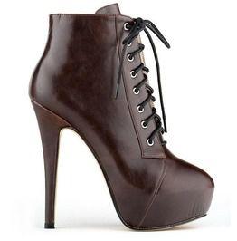 Stylish Stilletos Ankle Boots