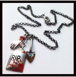 Buried Alive Necklace