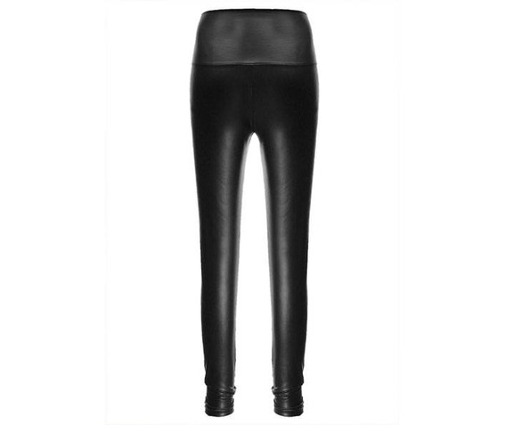 stretchy_skin_tight_high_waist_black_faux_leather_leggings_leggings_4.jpg