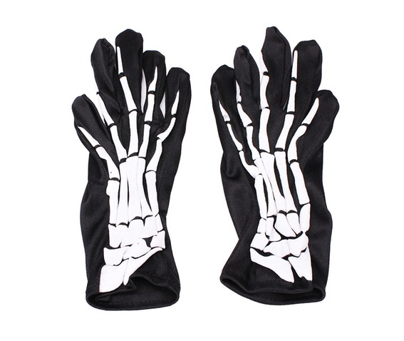 skeleton_bones_x_ray_black_white_elastic_goth_gloves_gloves_7.jpg