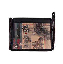 "Messenger Style Satchel Bag ""Freshman"" Lala Print"