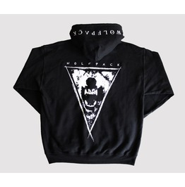 Womens Fangs Hoody