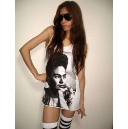Art Pop Rock Fashion Tank Top