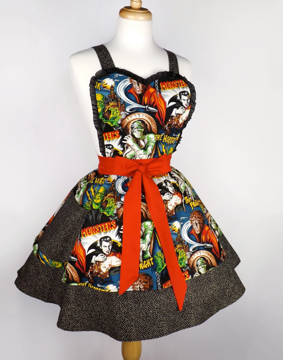 classic_horror_monsters_two_skirt_apron_aprons_3.jpg
