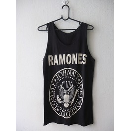 Ramones Punk Rock Fashion Vest Tank Top