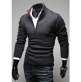 Nmd164 N Sweatshirt Charcoal Gray