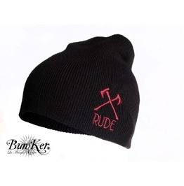 Yupoong Beanie Rude Embroidery