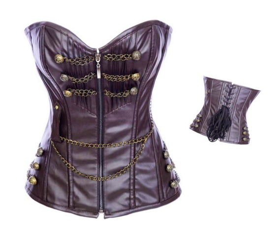 sexy_front_zipper_links_chain_bustier_corset_bustiers_and_corsets_4.PNG