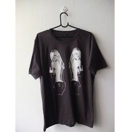 3fd5a08ea0cf Kate Moss Supermodel Punk Rock T Shirt 90's M