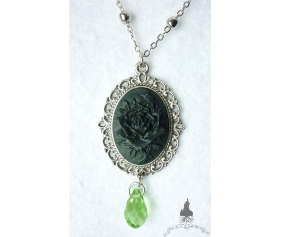 the_black_rose_and_dragonflies_necklace_elvish_gothic_macabre_green_art_nouveau_victorian_wedding_shabby_medieval_necklaces_5.jpg