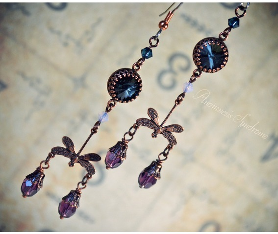 neo_victorian_steampunk_copper_mauve_earrings_crystals_dragonflies_free_shipping_earrings_5.jpg