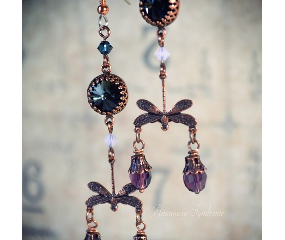 neo_victorian_steampunk_copper_mauve_earrings_crystals_dragonflies_free_shipping_earrings_4.jpg